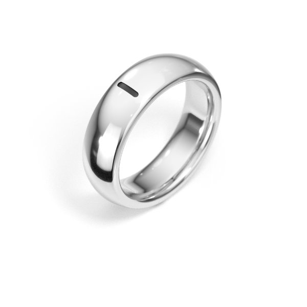 Minus Sign Ring